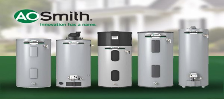 Part of our plumbing service is providing excellent products, including Capital water softeners and AO Smith water heaters.